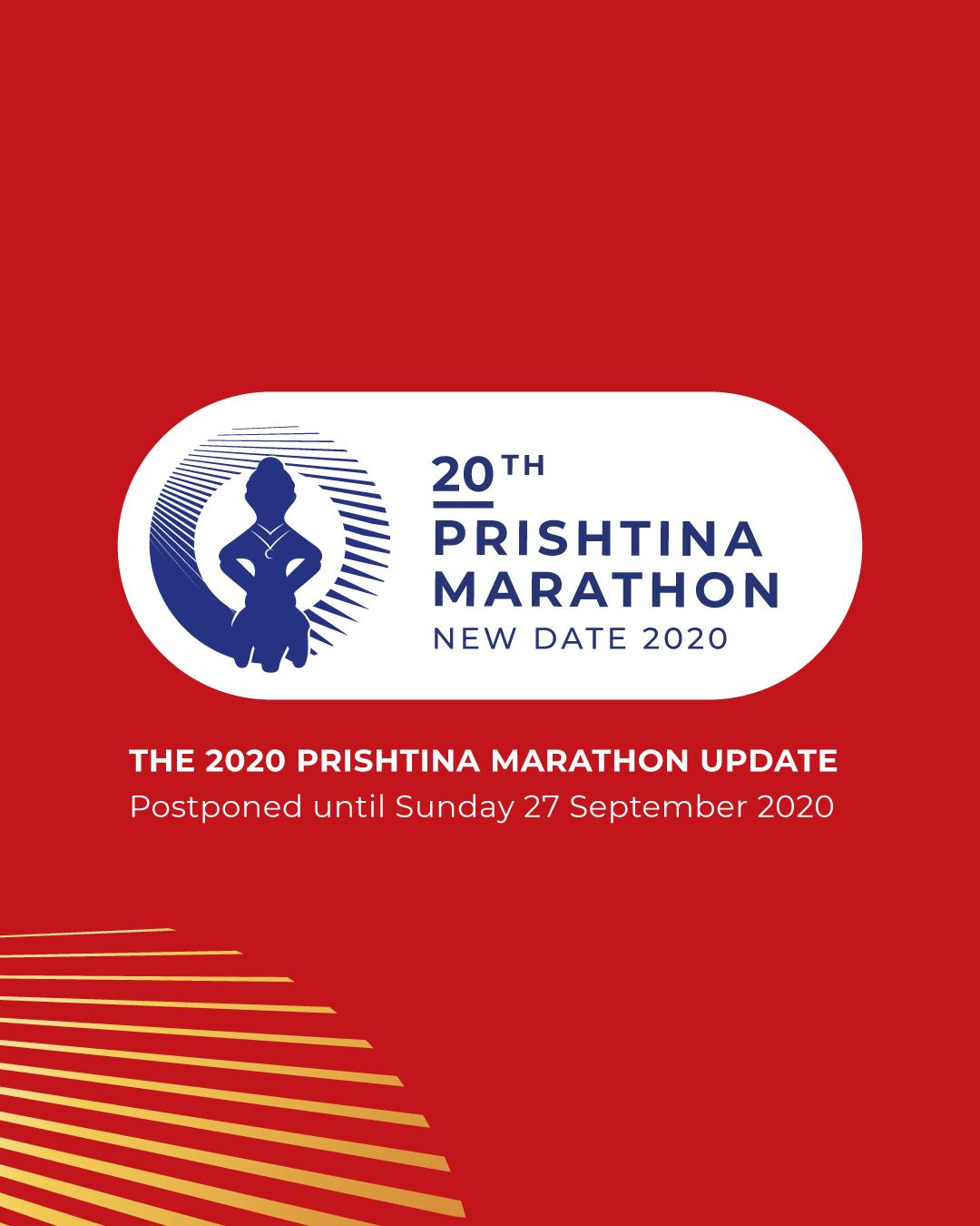 Prishtina Marathon Postponed