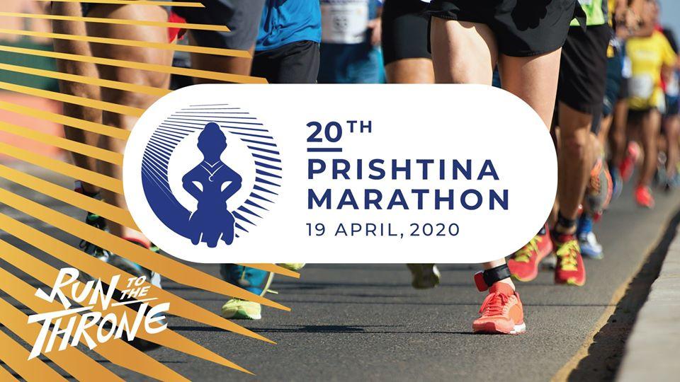 20th Prishtina Marathon